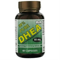Only Natural DHEA 99% 10 mg 60 Caps
