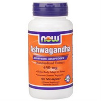 NOW Foods Ashwaganda Extract VCaps