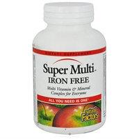 Super Multi No Iron No Iron 90 Tabs by Natural Factors