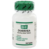 Heel BHI Diarrhea Homeopathic Medication - 100 Tablets