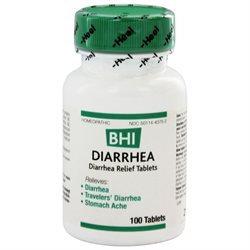 Heel BHI Diarrhea Homeopathic Medication - 100 Tablets