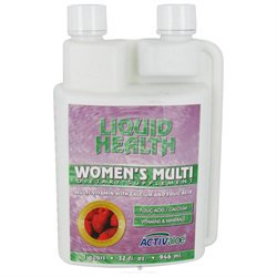 Women's Multivitamin 32 Oz By Liquid Health Products (1 Each)
