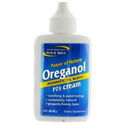 North American Herb & Spice - Oreganol Cream - 2 oz.