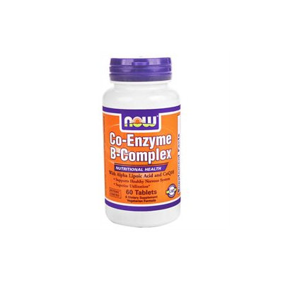NOW Foods Co-Enzyme B-Complex Tabs