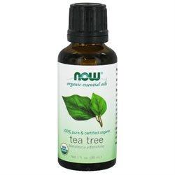 NOW Foods - Tea Tree Oil Organic - 1 oz.