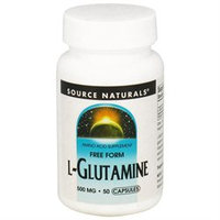Source Naturals L-Glutamine