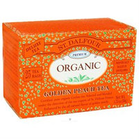St. Dalfour Organic Tea Golden Peach - 25 Tea Bags