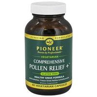 Pioneer Comprehensive Pollen Relief Plus - 60 Vegetarian Capsules