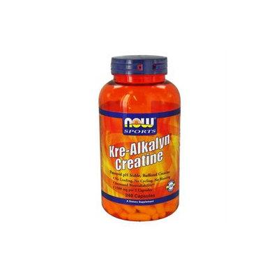 NOW Foods - Kre-Alkalyn Creatine - 240 Capsules