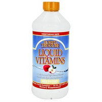 Buried Treasure Products - Liquid Vitamins High Potency - 16 oz.