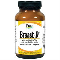 Pure Essence Labs Breast-D 30 Capsules