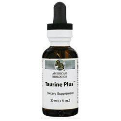 American Biologics - Taurine Plus - 1 oz.