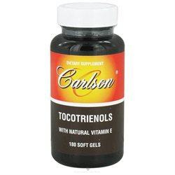 Carlson Labs - Tocotrienols with Natural Vitamin E - 180 Softgels