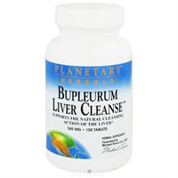Planetary Herbals Bupleurum Liver Cleanse, 530mg, Tablets, 150 ea