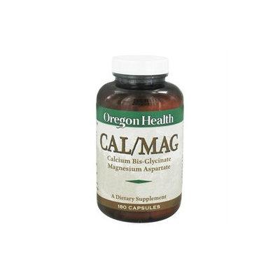 Oregon Health CAL MAG - 180 Capsules