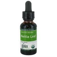 Gaia Herbs - Nettle Leaf Certified Organic - 1 oz.
