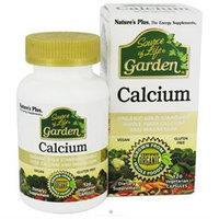 Nature's Plus Source of Life Garden Calcium, Vegetarian Capsules, 120 ea