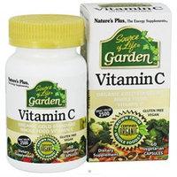 Nature's Plus - Source Of Life Garden Vitamin C - 60 Vegetarian Capsules