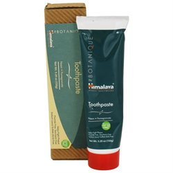 Himalaya Herbal Healthcare Organique Toothpaste Neem and Pomegranate - 5.29 fl oz