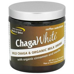 North American Herb Spice ChagaWhite by North American Herb and Spice - 5.1oz.