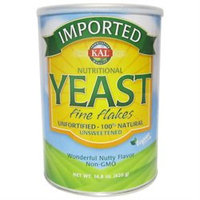 KAL Imported Yeast - 28 Ounces Powder - Brewer's Yeast