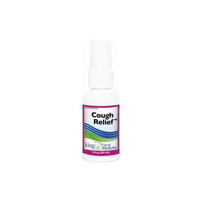 King Bio Homeopathic Cough Control - 2 fl oz