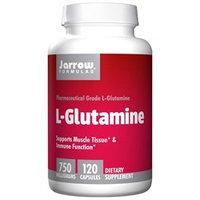 Jarrow Formulas L-Glutamine 750 - 120 Capsules