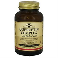 Solgar Quercetin Complex with Ester C Plus - 50 Vegetable Capsules