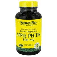 Nature's Plus - Apple Pectin 500 mg. - 180 Tablets