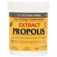 YS Royal Jelly/Honey Bee Propolis Extract Ultimate Strength - 5.5 Ounces Paste - Bee Products