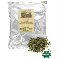 Starwest Botanicals Comfrey Leaf Cut and Sifted Organic - 1 lb