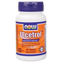 NOW Foods - Ulcetrol With Pepsin Gi - 60 Tablets
