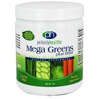 Perfectly Healthy - Mega Greens Plus MSM - 8 oz.