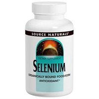Source Naturals Selenium - 100 mcg - 100 Tablets