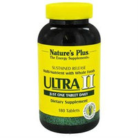 Nature's Plus Ultra II One a Day Multi-Nutrient - 180 Tablets