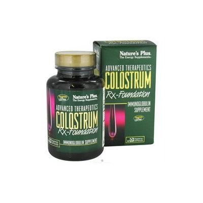 Colostrum Rx-Foundation - Nature's Plus - 60 - VegCap