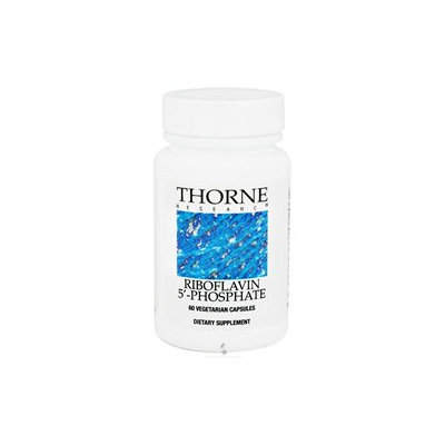 Thorne Research - Riboflavin 5'-Phosphate 36.5 mg. - 60 Vegetarian Capsules