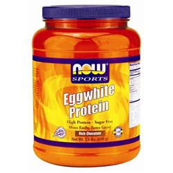Now Foods, Eggwhite Protein Rich Chocolate 1.5 lbs