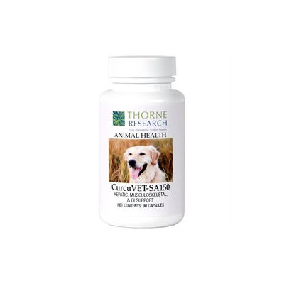 Thorne Research CurcuVET-SA150 Lg Dog 90 Capsules
