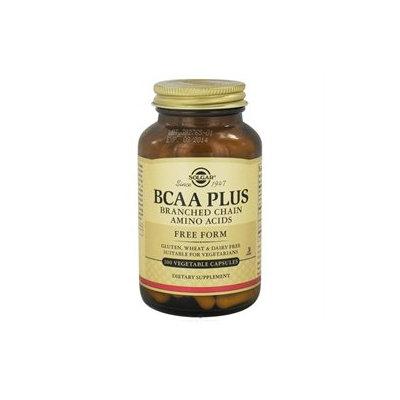 Solgar - BCAA Plus - 100 vegetable capsules [Health and Beauty]
