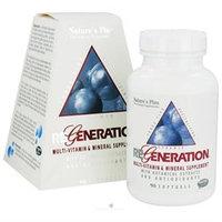 Nature's Plus Regeneration Multi-Vitamin and Mineral Supplement - 90 Softgels