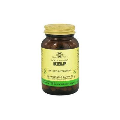 Solgar - North Atlantic Kelp - 100 Vegetarian Capsules