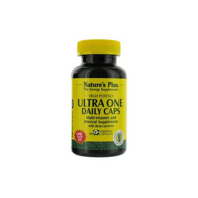 Nature's Plus - Ultra One Daily Caps - 90 Vegetarian Capsules