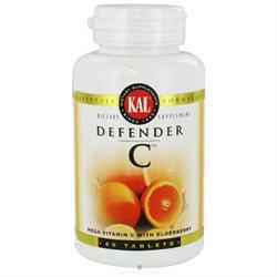 Kal Defender-C - 1000 mg - 60 Tablets
