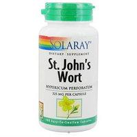 Solaray St. John's Wort - 325 mg - 100 Capsules
