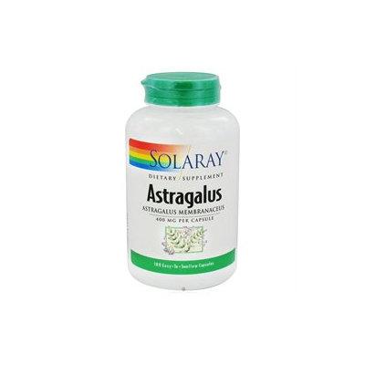 Solaray - Astragalus 400 mg. - 180 Capsules
