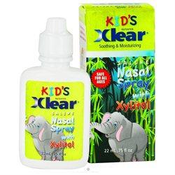 Xlear - Kid's Saline Nasal Spray with Xylitol - 0.75 oz.