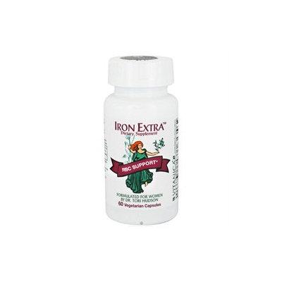 Vitanica Iron Extra RBC Support - 60 Vegetarian/Vegan Capsules