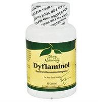 EuroPharma - Terry Naturally Dyflaminol Healthy Inflammation Response - 60 Capsules Formerly Curamin 8X