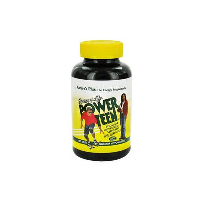 Nature's Plus Source of Life Power Teen - 180 Tablets